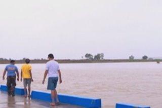 Pag-apaw ng mga ilog sa Isabela binabantayan