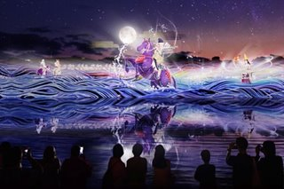 Coming this November: Tokyo's teamLab presents water show in Nuvali