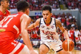 NCAA 95: Bonbon Batiller on muffing potential title-winner — 'Ako ang nagpatalo'