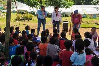 Psychosocial support, ibinigay sa mga batang na-trauma sa lindol sa Cotabato