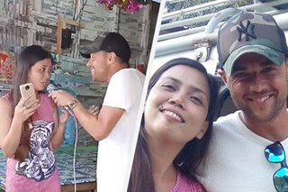 VIRAL: A1's Ben Adams has karaoke duet with Pinay in Palawan carinderia