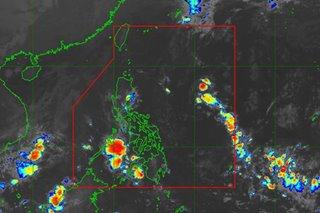 Sarah weakens into tropical depression as it nears PAR exit