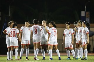 SEA Games: Pinays' pursuit of football finals seat ends with loss to Vietnam