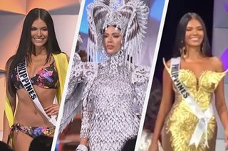 Gazini Ganados nagpasiklab sa Miss Universe prelims