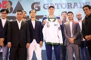PBA: Marcial kay Isaac Go matapos ang 5-on-5 practice — 'Mag-iingat next time'