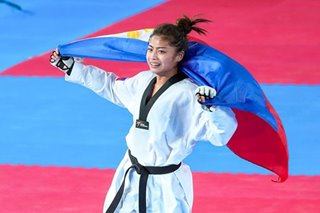 WATCH: Taekwondo champ Pauline Lopez works on her craft amid lockdown