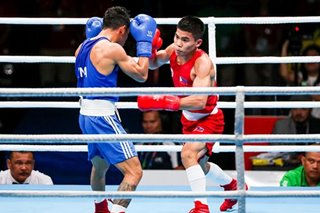 Boxing: Carlo Paalam flusters Afghan fighter, as Olympic dream in sight