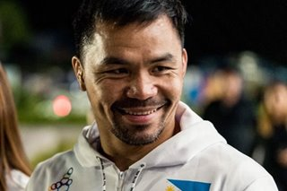 Pacquiao set to graduate from University of Makati