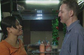 Viral na Australian siomai vendor may nakakakilig na love story