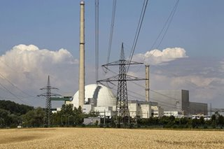 Germany takes nuclear plant offline, final 6 to close over 2 years