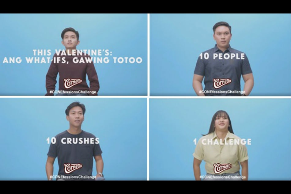 WATCH: This video will inspire you to cone-fess to your crush this Valentine's Day