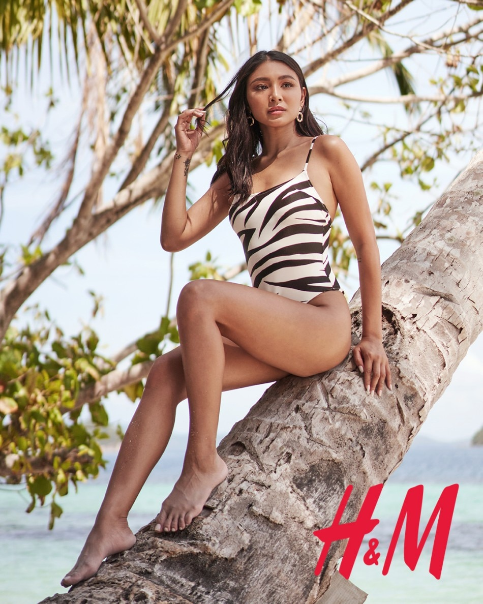 H&M brings latest swim collection with Nadine Lustre, Maja Salvador 1