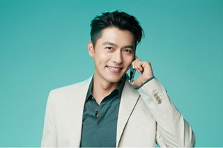 South Korean actor Hyun Bin stars in new smartphone TVC