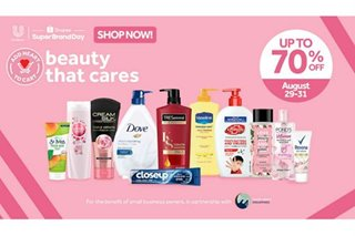 Unilever encourages shoppers to Add Heart to Cart through Beauty That Cares sale