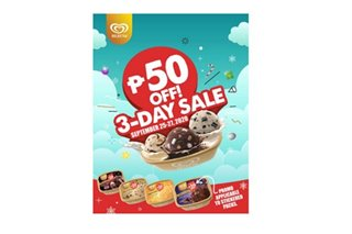 Christmas comes early with Selecta Ice Cream's 3-day sale