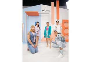 Maine Mendoza, 'Creative It Kids' showcase vivo V20 series