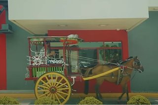 McDonald's welcomes all forms of rides in its Ride-Thru