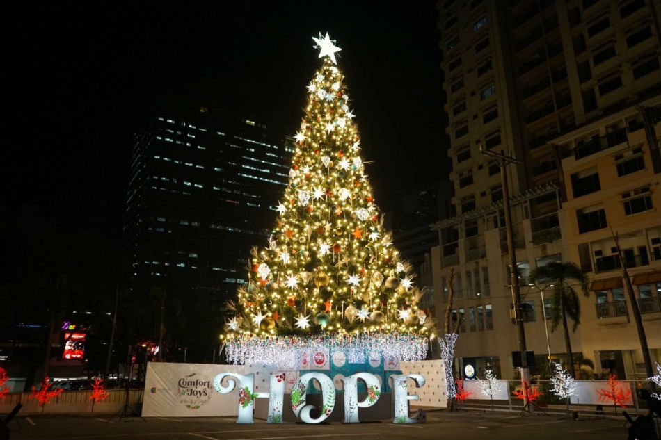 Araneta City continues beloved Christmas traditions