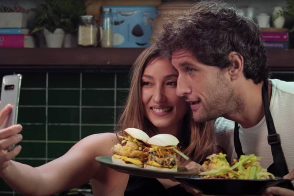 Nico and Solenn recreate Chef May Chow's Hong Kong Beef Brisket Bao
