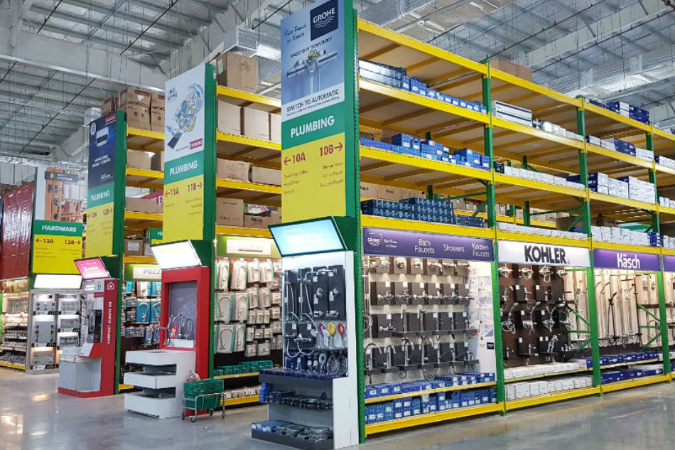 Home improvement, construction supplies opens shop in Olongapo and Taytay
