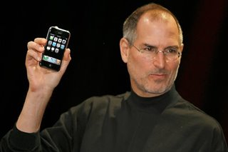 Steve Jobs' first iPhone keynote foretold the smartphone decade