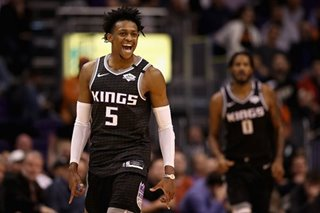 NBA: Kings rally from 21 points down to stun Suns
