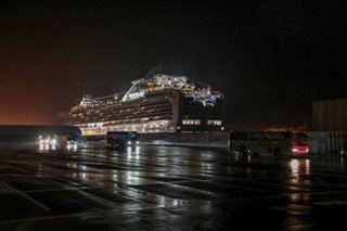 US evacuates citizens from COVID-19 stricken cruise ship
