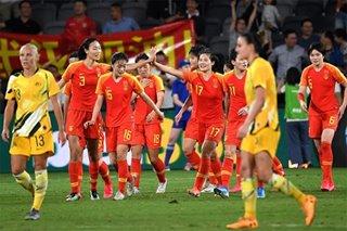 China's 'Steel Roses' footballers defy virus to lift spirits
