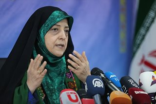 Iran vice president among 7 officials with coronavirus