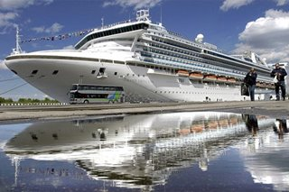 Thousands held on cruise ship off California over coronavirus fears