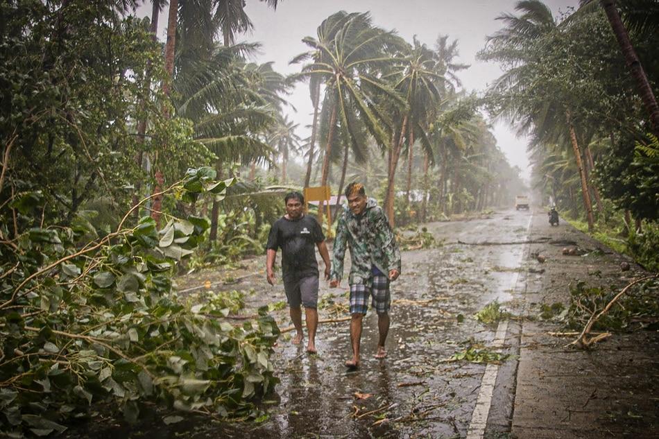 Storm Ambo whips Nueva Ecija, Pangasinan 1
