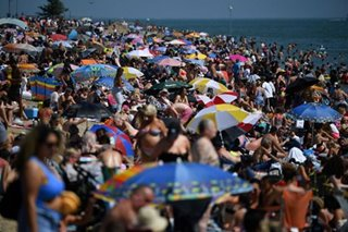 Heatwave hits UK amid COVID19 pandemic