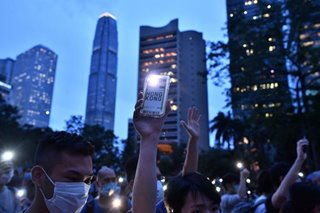 China says Hong Kong democracy activists trying to launch 'revolution'