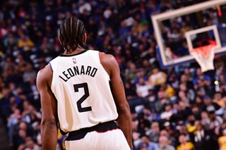 NBA: Kawhi Leonard in quarantine protocol before joining Clippers