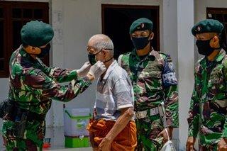 Jokowi says Indonesia virus outbreak expected to peak in Aug-Sept