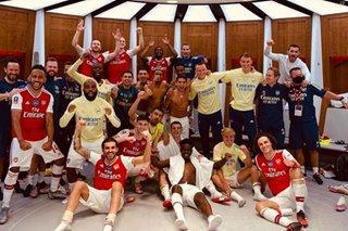 Football: Aubameyang stuns City as Arsenal reach record 21st FA Cup final