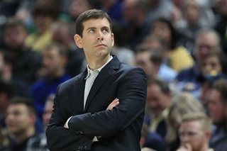 NBA: Celtics sign Stevens to NBA coaching contract extension