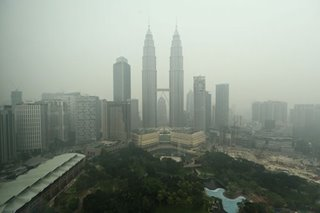 Malaysian economy shrinks most in more than 20 years