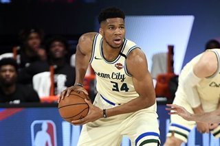 NBA: Milwaukee's Antetokounmpo questionable for Game 4 against Heat