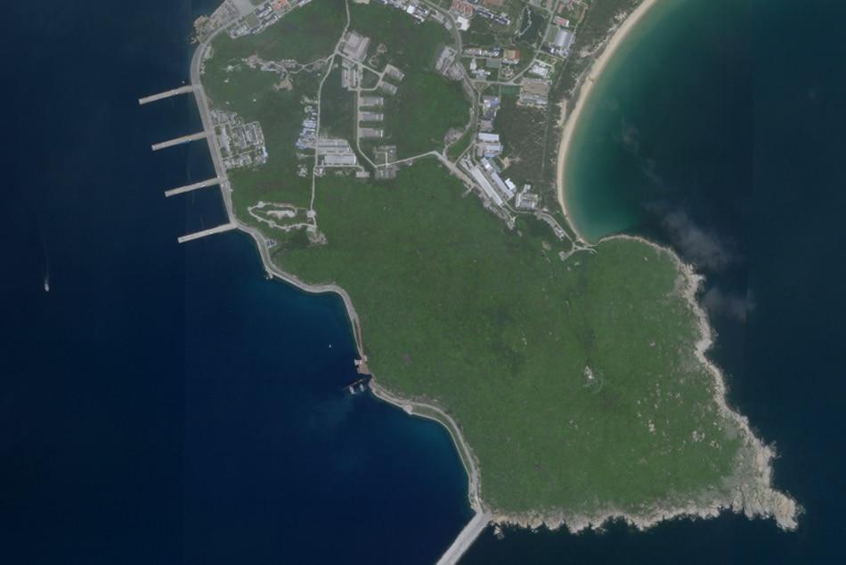 US defense chief: China 'destabilizing' Pacific 1