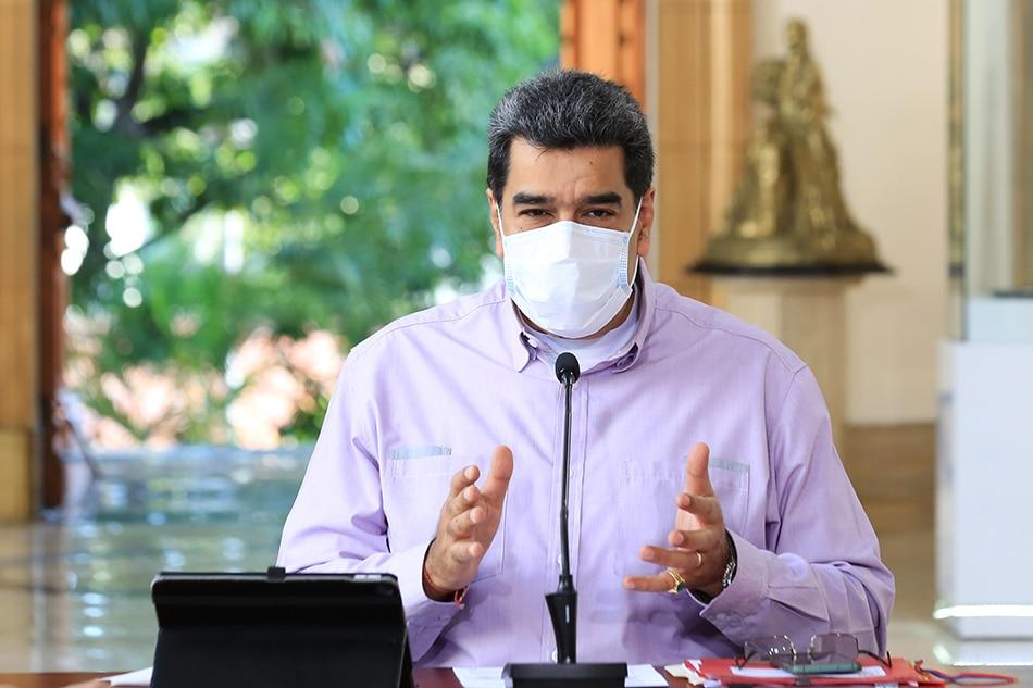 Venezuela president behind crimes against humanity: UN probe 1