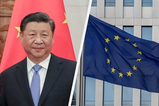 Xi Jinping calls for Germany, Europe to 'remain open to Chinese companies'