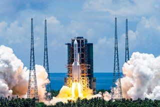 China launches Tianwen-1 Mars probe