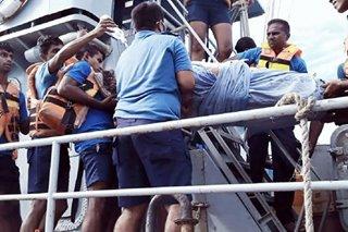 Stricken oil tanker pushed further away from Sri Lanka