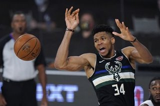 NBA: Giannis on MVP win despite early playoff exit — 'Happy' but 'I want more'