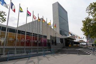 The UN marks 75th anniversary facing world split by COVID-19