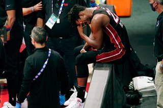 NBA Finals: The Miami Heat were hot; now they're hurting