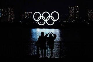 Olympic rings return in Tokyo