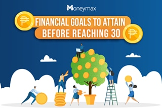 Financial goals to attain before reaching 30