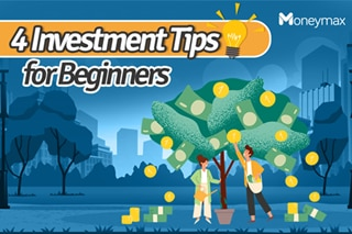 Investments for beginners: 4 tips for first-timers